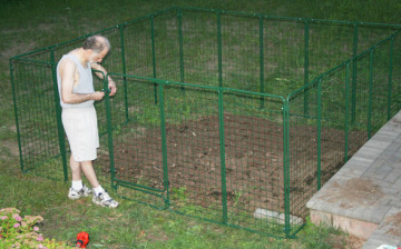 Advantages Of The Garden Defender Fence Protection System