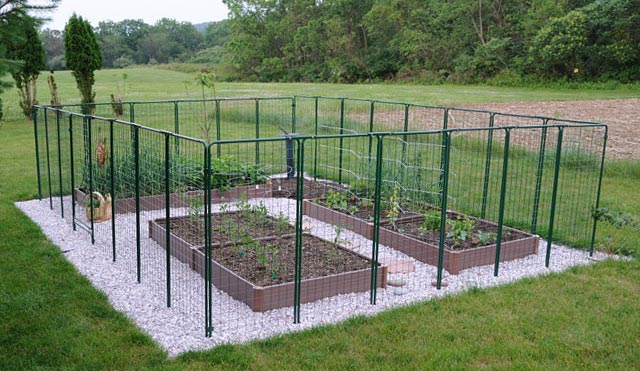 Incroyable Deer Fence Kits With Gate Best Photos Water Alliance